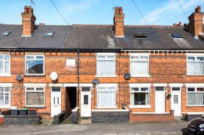 3 Bedrooms Terraced House for sale in Dalestorth Road, Sutton-In-Ashfield, Nottinghamshire, Notts