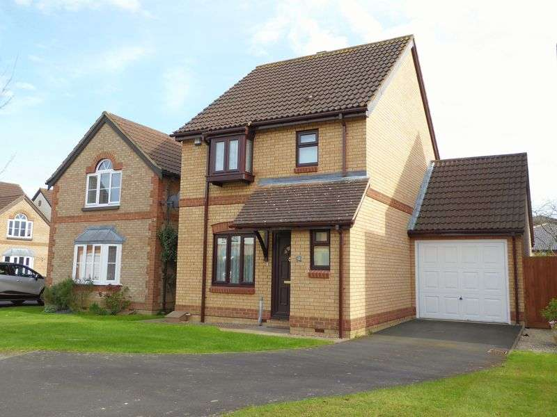 3 Bedrooms Detached House for sale in Hawksmead, Bicester