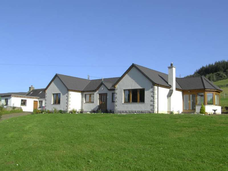 3 Bedrooms Detached House for sale in Roadside Croft, Grange, Keith, Moray, AB55 6TP