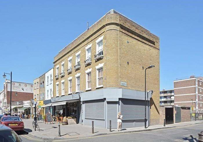 1 Bedroom Flat for sale in Hoxton Street, London N1