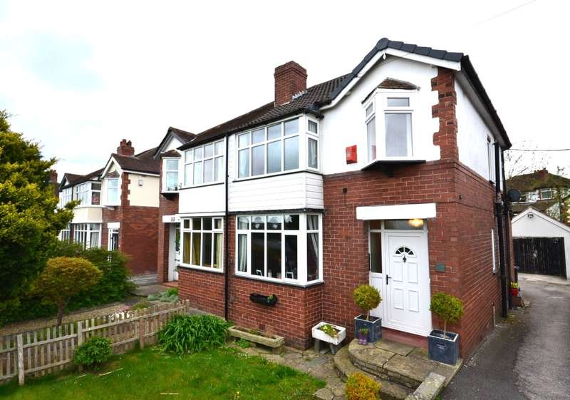 3 Bedrooms Semi Detached House for sale in London Road, Lyme Green, Macclesfield