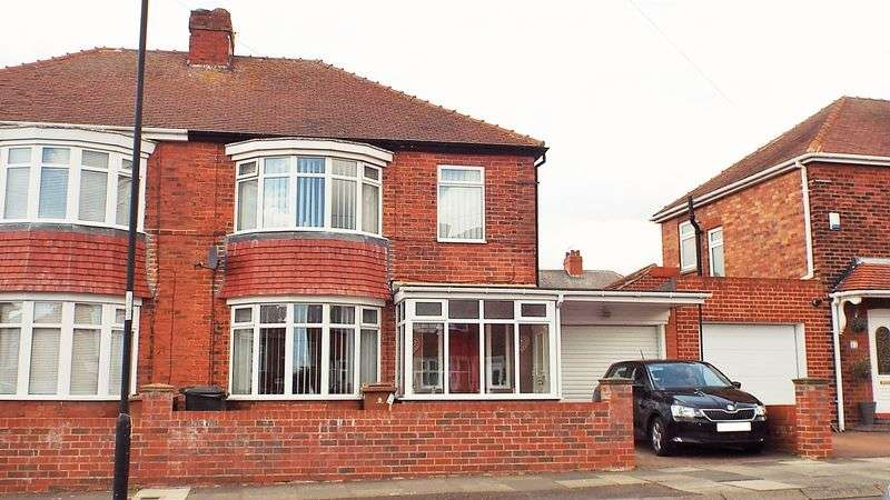 3 Bedrooms House for sale in Lisle Grove, Wallsend