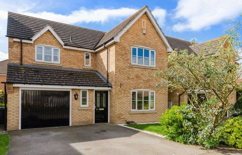 4 Bedrooms Detached House for sale in 27 Dorchester Way, North Hykeham