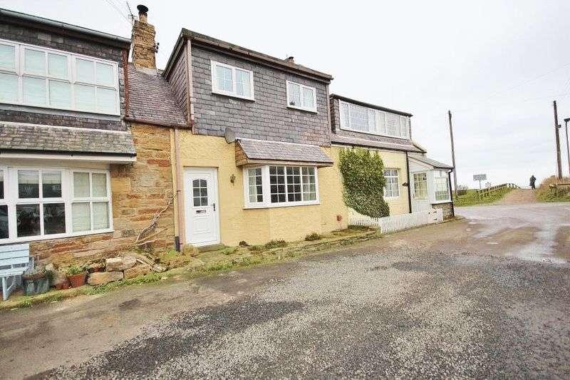 2 Bedrooms Terraced House for sale in Hauxley Links, Low Hauxley, Morpeth