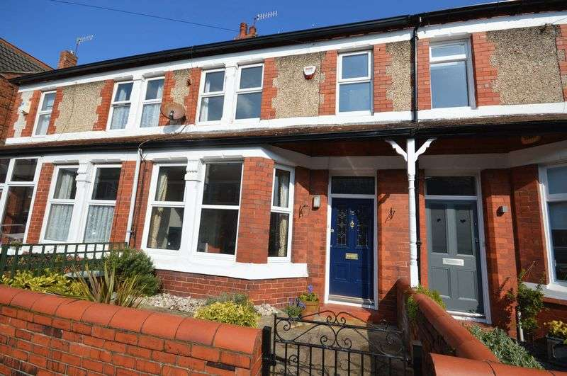 3 Bedrooms Terraced House for sale in South Road, West Kirby