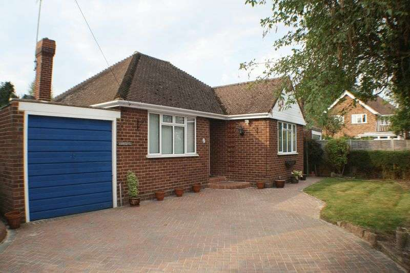 2 Bedrooms Detached Bungalow for sale in Wroxham Road, North Woodley