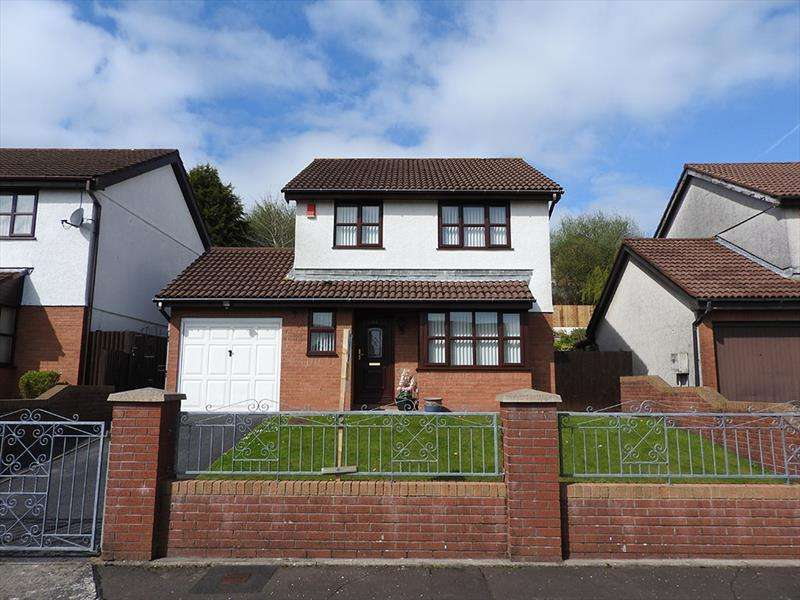 3 Bedrooms Detached House for sale in Parc Avenue,Morriston,Swansea