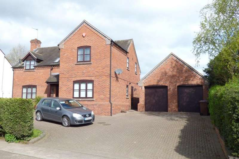 4 Bedrooms Detached House for sale in Ashbrook Lane, Abbots Bromley