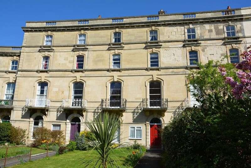 2 Bedrooms Apartment Flat for sale in Ellenborough Crescent, Weston-super-Mare
