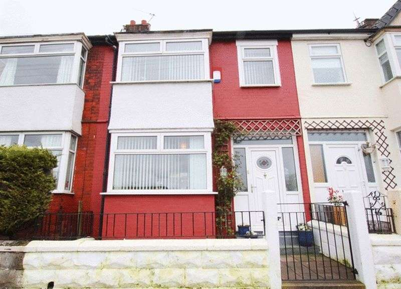 3 Bedrooms Terraced House for sale in Rossall Road, Old Swan, Liverpool, L13