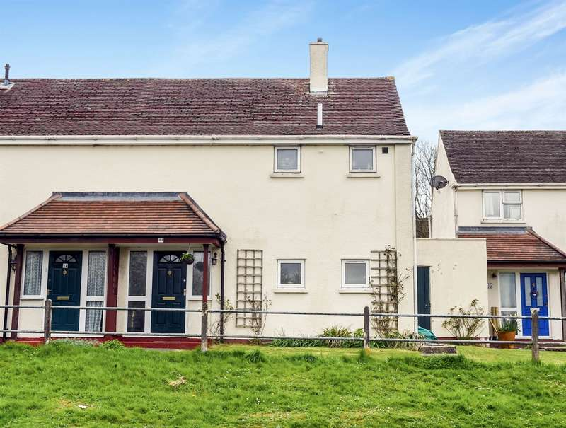 2 Bedrooms End Of Terrace House for sale in Eagle Road, St. Athan, Barry
