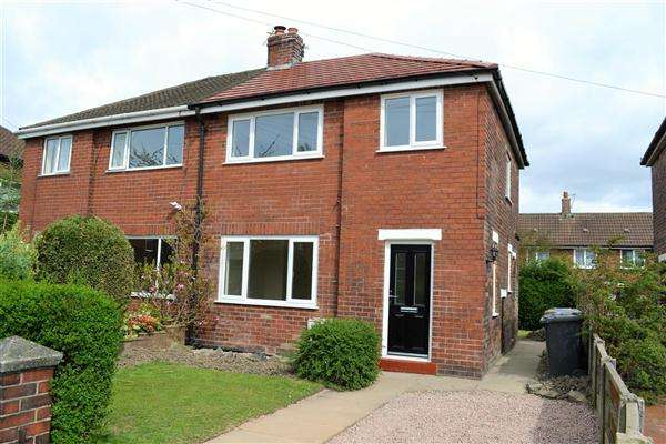 3 Bedrooms Semi Detached House for sale in Laburnum Road, Lowton