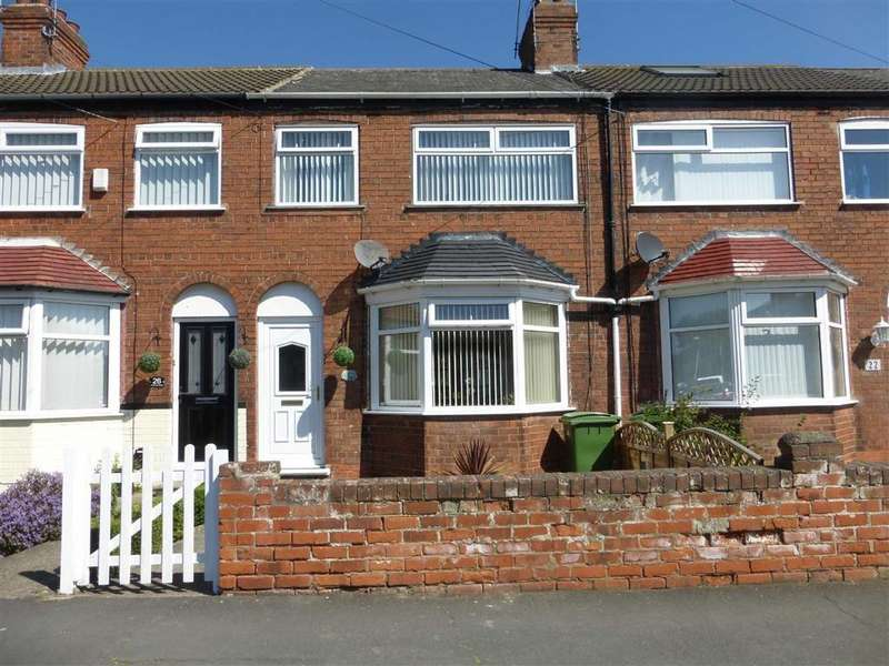 3 Bedrooms Terraced House for sale in Winthorpe Road, Hessle, Hessle, HU13