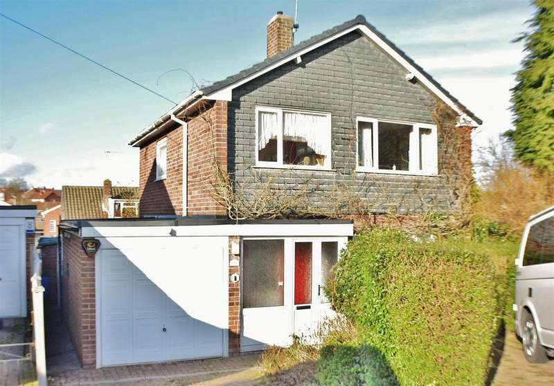 3 Bedrooms Detached House for sale in Caton Close, Sutton-In-Ashfield