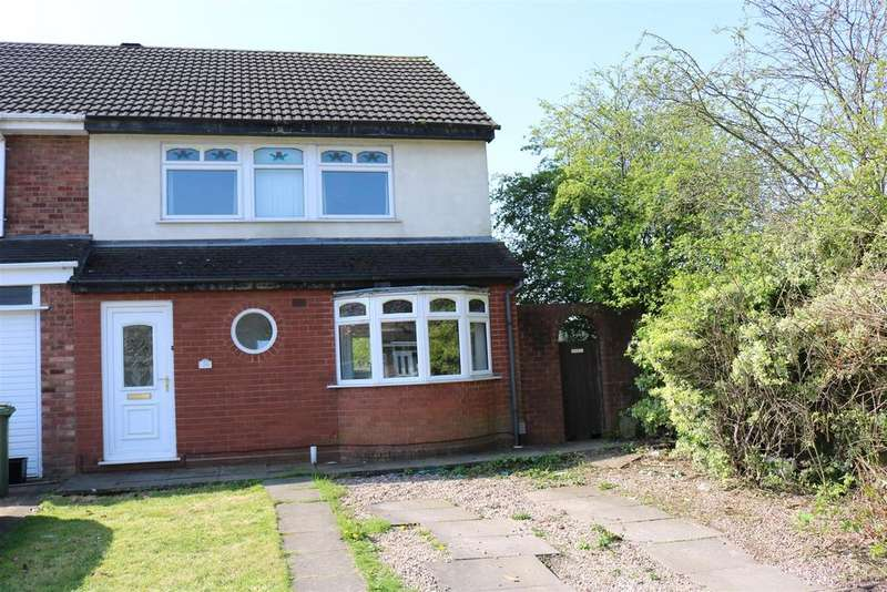 3 Bedrooms Semi Detached House for sale in Fenn Street, Tamworth