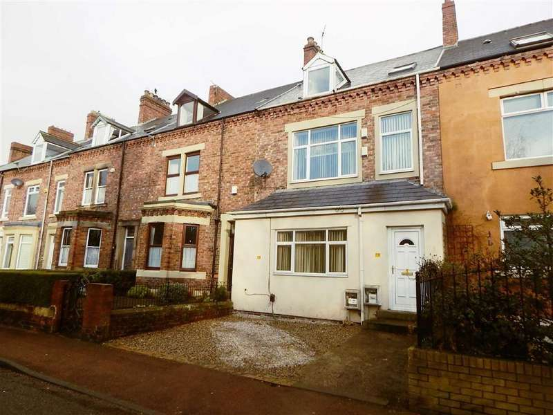 4 Bedrooms Apartment Flat for sale in Lorraine Terrace, Lemington, Newcastle Upon Tyne, NE15