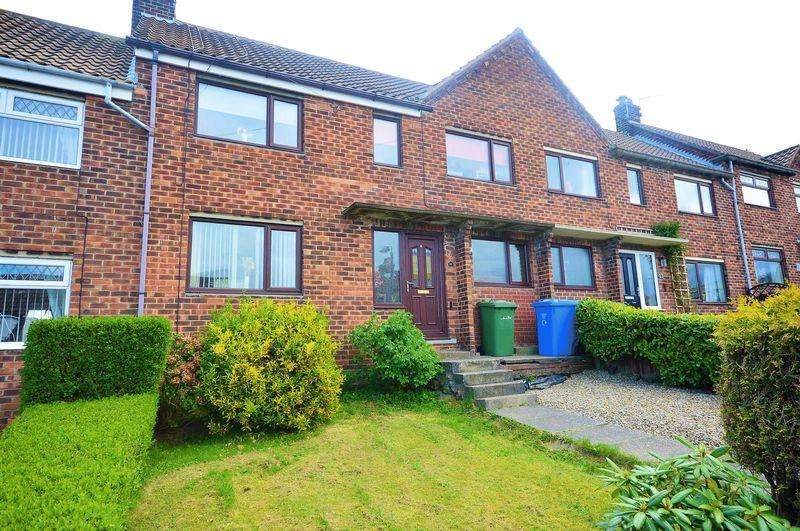 3 Bedrooms Terraced House for sale in Larpool Crescent, Whitby