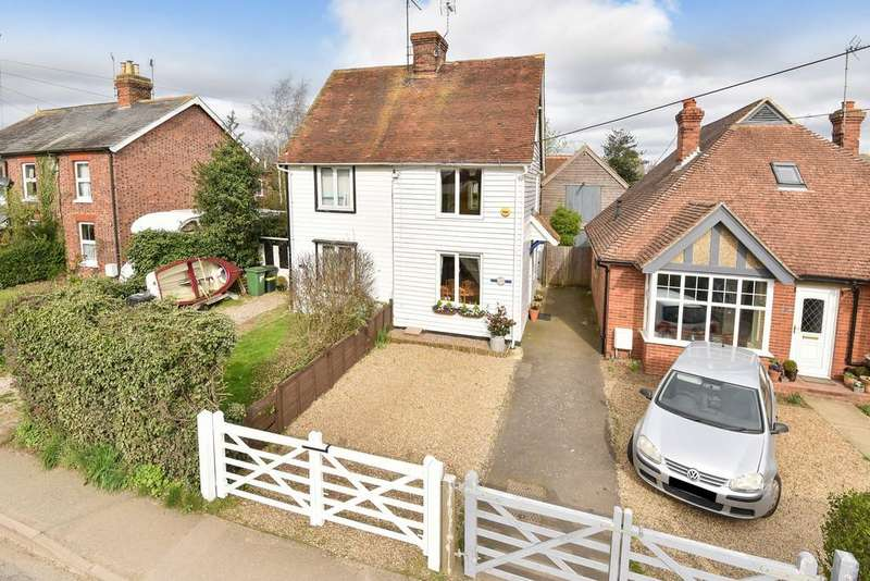 3 Bedrooms Cottage House for sale in Headcorn Village
