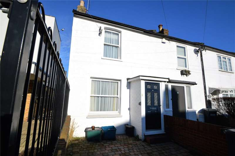 2 Bedrooms End Of Terrace House for sale in Haling Road, South Croydon