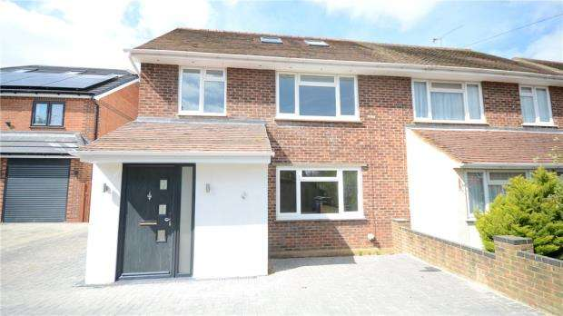 4 Bedrooms Semi Detached House for sale in Keepers Farm Close, Windsor, Berkshire