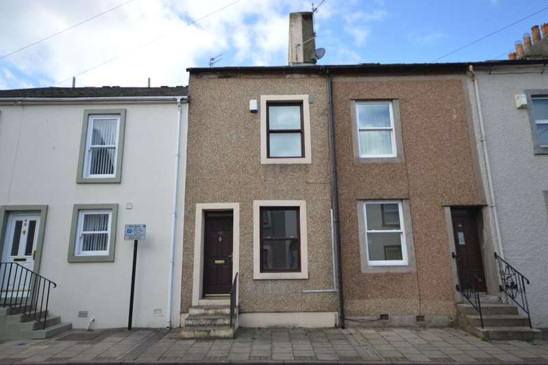 4 Bedrooms Property for sale in High Street, Maryport, CA15