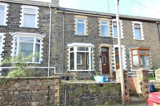 3 Bedrooms Terraced House for sale in Wainfelin Road, Wainfelin, PONTYPOOL, Torfaen