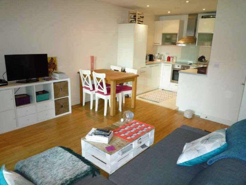 1 Bedroom Apartment Flat for sale in St Georges Island, 4 Kelso Place, Castlefield, M15 4LE