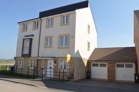 4 Bedrooms Semi Detached House for sale in Rapide Way, Haywood Village, Weston-super-Mare