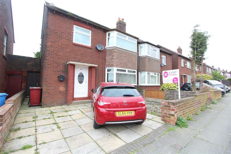 3 Bedrooms Semi Detached House for sale in Jacqueline Drive, Huyton, Liverpool