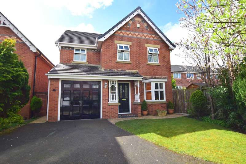 5 Bedrooms Detached House for sale in Lansdown Road, Wesham