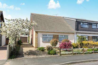4 Bedrooms Semi Detached House for sale in Fairford Crescent, Stoke Lodge, Bristol, Gloucestershire