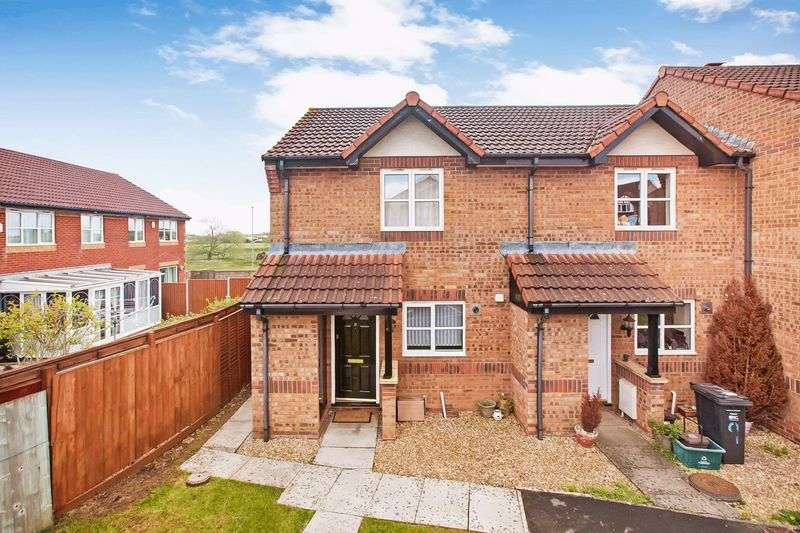 2 Bedrooms House for sale in Potterton Close, Bridgwater