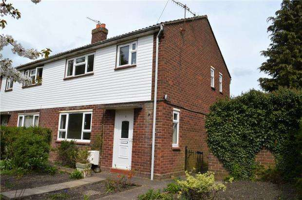 3 Bedrooms Semi Detached House for sale in Bridge Street, Hampton Lucy, Warwick