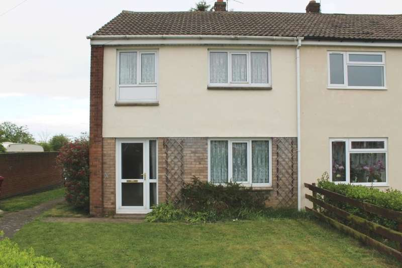 3 Bedrooms Semi Detached House for sale in Neville Crescent, Winterton, DN15