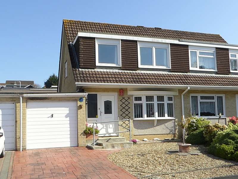 3 Bedrooms Semi Detached House for sale in Higher Park Close, Plympton
