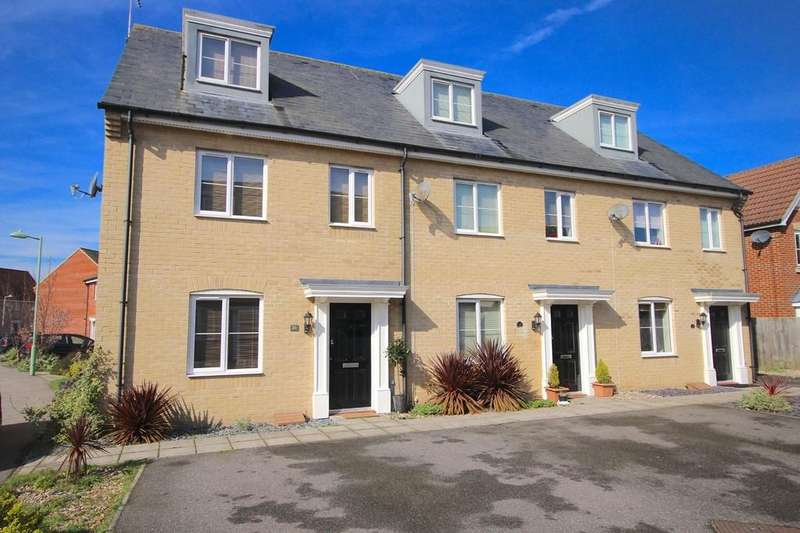 3 Bedrooms End Of Terrace House for sale in The Combers, Kesgrave