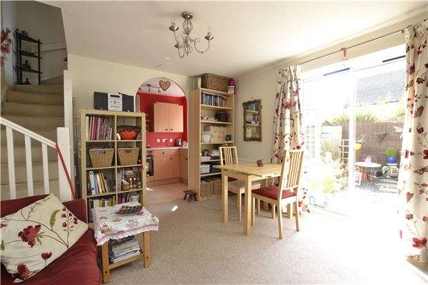 1 Bedroom Terraced House for sale in Stow Avenue, WITNEY.