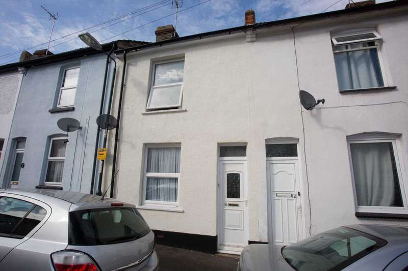 3 Bedrooms Terraced House for sale in Leopold Road, Chatham, Kent