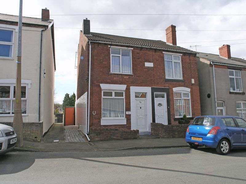 2 Bedrooms Semi Detached House for sale in STOURBRIDGE, WOLLECOTE, Seymour Road