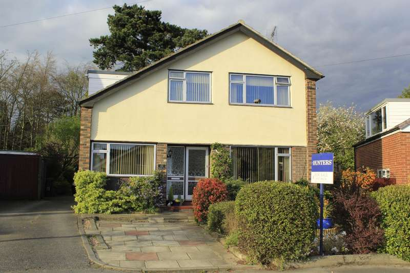 4 Bedrooms Detached House for sale in Meyrick Avenue, Wetherby, LS22 6SP