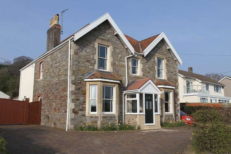 5 Bedrooms Detached House for sale in Clevdon Road, Tickenham