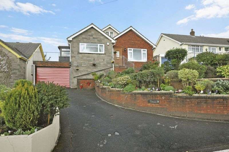 4 Bedrooms Detached House for sale in Kingskerswell
