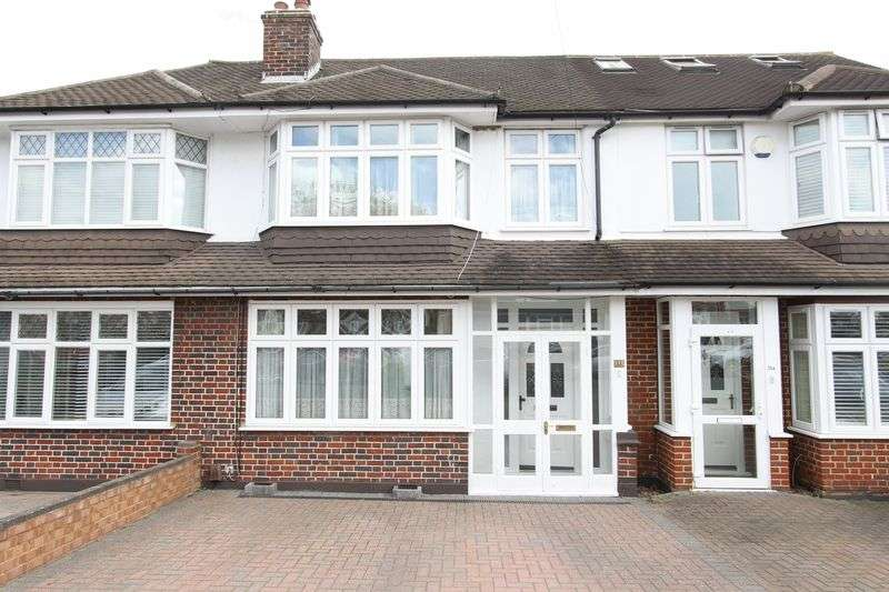 3 Bedrooms Terraced House for sale in Henley Avenue, Cheam