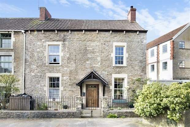 5 Bedrooms Semi Detached House for sale in Lower Keyford, Frome