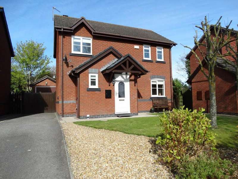 3 Bedrooms Detached House for sale in 23 Plas Tudno, Penrhyn Bay, LL30 3ER