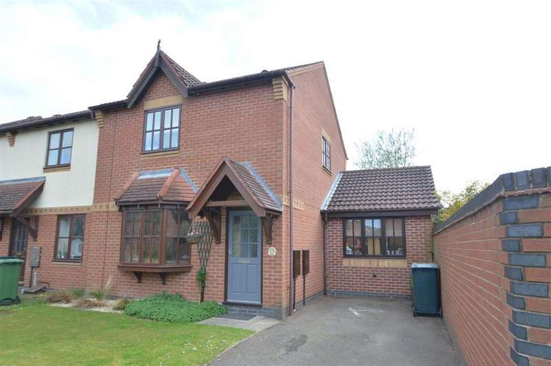 3 Bedrooms Terraced House for sale in 23 Farmlodge Lane, Herongate, Shrewsbury, SY1 3ST