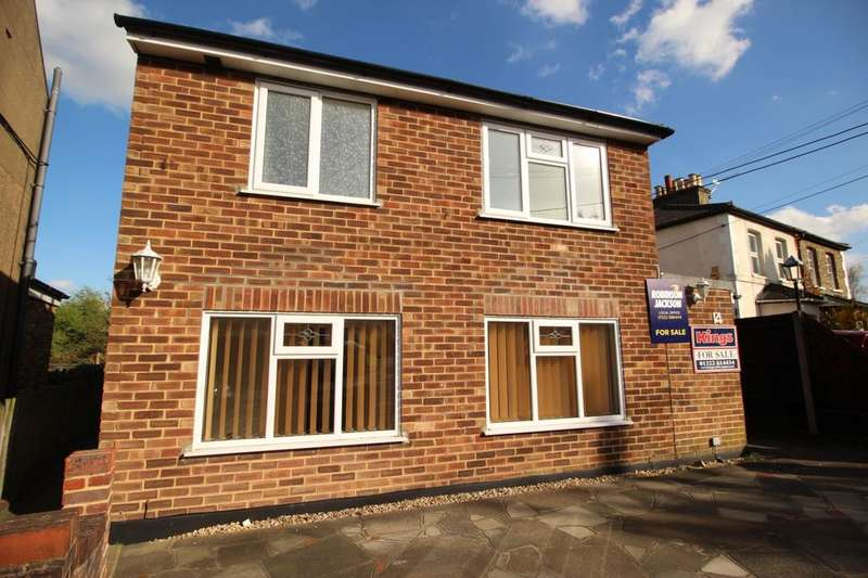 3 Bedrooms Semi Detached House for sale in Church Road, Crockenhill, Swanley, BR8