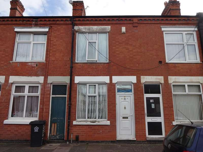3 Bedrooms Terraced House for sale in Oakley Road, Leicester, Leicestershire