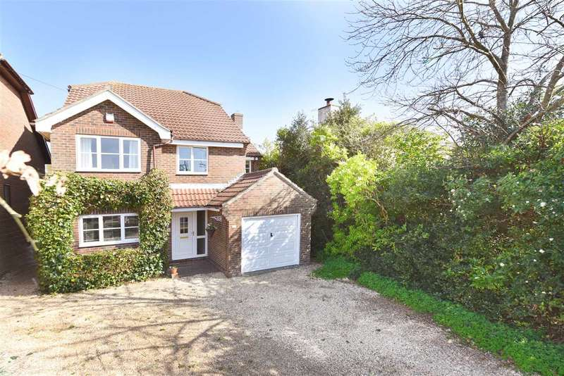 4 Bedrooms Detached House for sale in WARSASH ROAD, WARSASH
