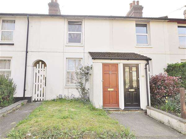 2 Bedrooms Terraced House for sale in ASHFORD TN23